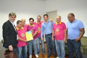 Manhuaçu: Lei de doação do terreno para o Lions é sancionada