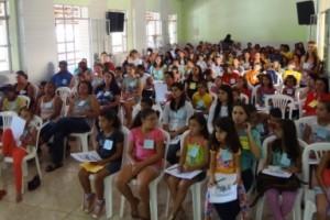 Luisburgo: IV Conferência da Criança e do Adolescente é realizada com sucesso