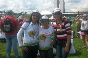 Luisburgo: Município participa do 3º Festival da Juventude Rural