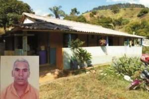 São Francisco do Glória: Homem é morto em casa
