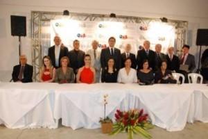 Manhuaçu: OAB homenageia advogados