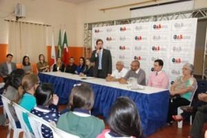 Lajinha: Cidade recebe etapa do projeto OAB vai à Escola