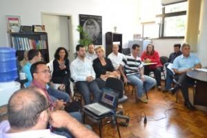 Manhuaçu: Secretários discutem orçamento 2016