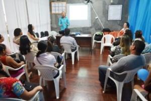 Manhuaçu: Educação reúne-se com pais de crianças com deficiência