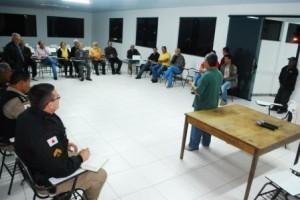 Manhuaçu: Segurança é tema de reunião de moradores de Realeza com a PM