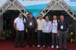 Manhuaçu presente na 45ª Assembléia Nacional de Saneamento