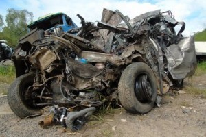 Manhuaçu: Rapaz morre em acidente na BR 262, em Realeza