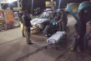 Manhuaçu: Homem leva dois tiros na Vilanova