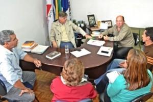 Manhuaçu: Reunião discute diagnóstico agrícola