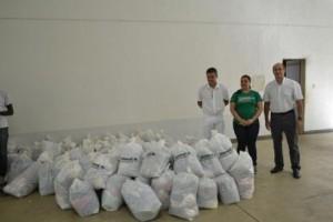Manhuaçu: Campanha da Unimed beneficia AABB comunidade