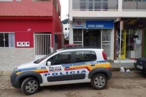 Alto Caparaó: Casa Lotérica é assaltada
