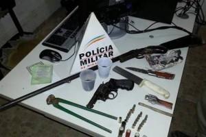Muriaé: Policial Militar é atingido por tiro