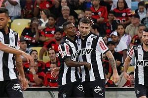 Brasileirão: Atlético volta ao G4; América vence em BH