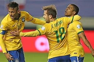 Copa América: Brasil joga mal, mas vence o Peru de virada