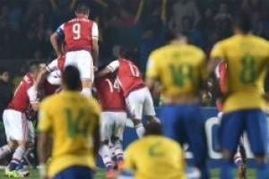 Copa América: De novo… Brasil eliminado pelo Paraguai