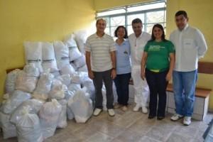 Manhuaçu: Casa Lar e albergue recebem doações de agasalhos