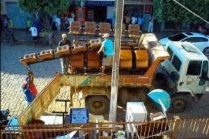 Patrocínio de Muriaé: Vereadores são despejados