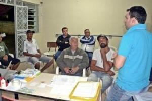 Manhuaçu: Abertas inscrições para o campeonato máster de futebol