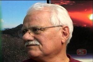 Inhapim: Jornalista Flávio Anselmo se acidenta na cidade