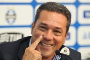 Cruzeiro: Luxemburgo é o novo técnico do time