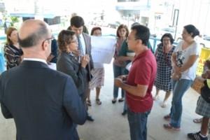 Manhuaçu: Manifestantes do Minha Casa, Minha Vida recebidos na prefeitura