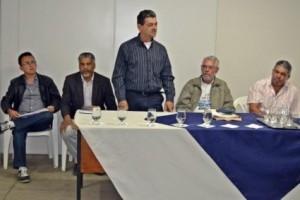 Manhuaçu: Plano de saneamento básico é apresentado no COAMMA