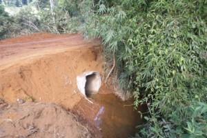 Manhuaçu: Prefeitura realiza obras na Taquara Preta