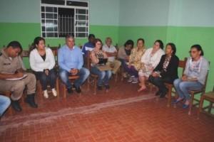 Manhuaçu: Moradores de Santo Amaro discutem segurança