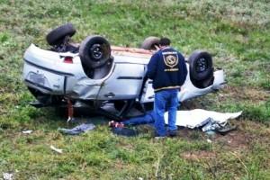 Carangola: Jovem da cidade morre em acidente na BR 116