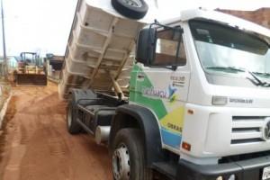 Manhuaçu: Prefeitura continua calçamento na Matinha