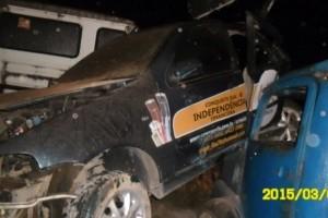 Dom Cavati: Três jovens morrem de acidente na BR 116