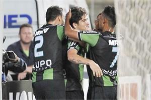 Série B: América terá Rubens contra o Paraná