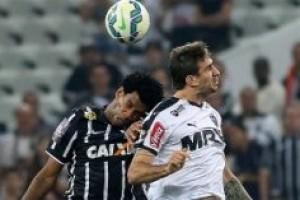 Brasileirão: Atlético é derrotado pelo Corinthians