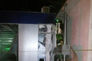 São Francisco do Glória: Explodem e levam caixa eletrônico