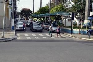 Manhuaçu: Faixas de pedestre serão revitalizadas
