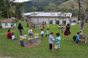 Manhuaçu: Tarde de lazer com alunos da Escola Monteiro Lobato