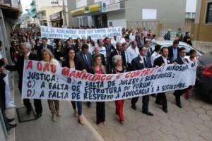 Manhuaçu: Designada juíza para Lajinha. Pedido da OAB