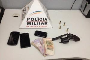 Pedra Bonita: Mais cinco presos acusados de roubos