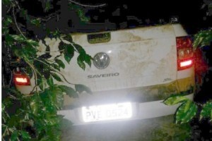 Fervedouro: Picape roubada em Orizânia é localizada
