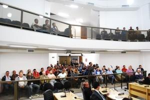Manhuaçu: Audiência debate regulamentação de serviços de táxi