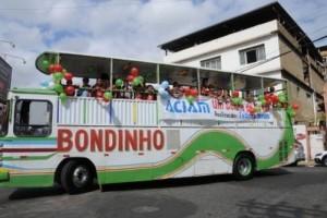 Manhuaçu: Associação Comercial lança campanha de natal 2015
