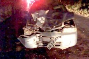 Reduto: Batida entre moto e carro deixa dois mortos na MG 111