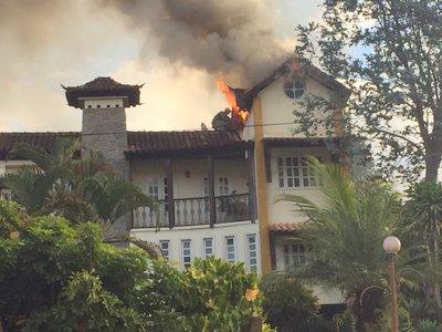 Incendio Hotel Chacara (1)
