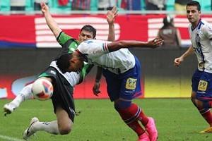 Série B: América arranca empate na Bahia