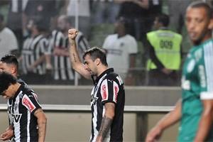 Brasileirão: Atlético volta a vencer. 2 a 1 no Palmeiras
