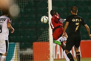 Copa do Brasil: Atlético não supera o Figueirense