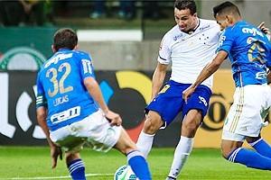 Copa do Brasil: Atlético empata no final contra o Figueirense