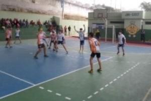 Manhuaçu: Cidade realiza os jogos escolares de handebol