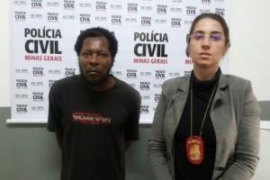 Espera Feliz: PC prende autor de homicídio