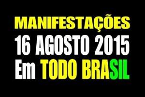 Caratinga: Maçons realizam manifesto contra a corrupção